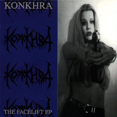 THE FACELIFT EP (1994 Recorded at Sunlight Studio Oct. 1994. Produced by Fred Estby and Konkhra. Executive Producer Tomas Skogsberg. First EP from the band. First ever metal EP to climb the official Danish Singles Chart. Knocked Madonna off the list.    Line up: Anders Lundemark – Guitar + vocals. Johnny Nielsen – Drums. Lars Schmidt – Bass. Kim Mathiesen – Guitar.    Track list : 1. Drowning ( Dead Dreaming ) 2. Facelift 3. Warzone 4. Basic Facts Of Life
